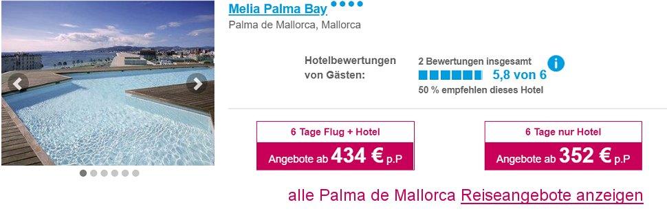 Mallorca Reisen 2019 2020 Balearen Urlaub Bei Billig Flug